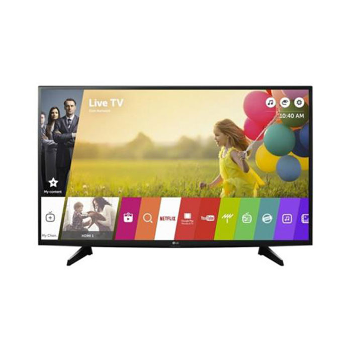 Elden Senetle LG 49UH610N 4K ULTRA HD WEBOS 3.0 SMART HDR Led Ekran