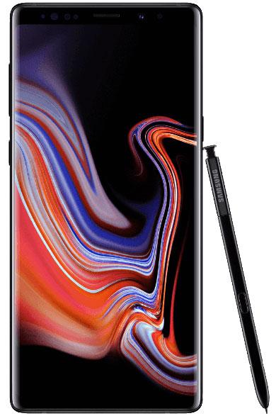 Senetle Samsung Galaxy Note 9