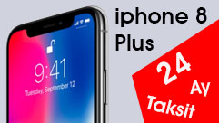 Taksitle iphone 8 plus