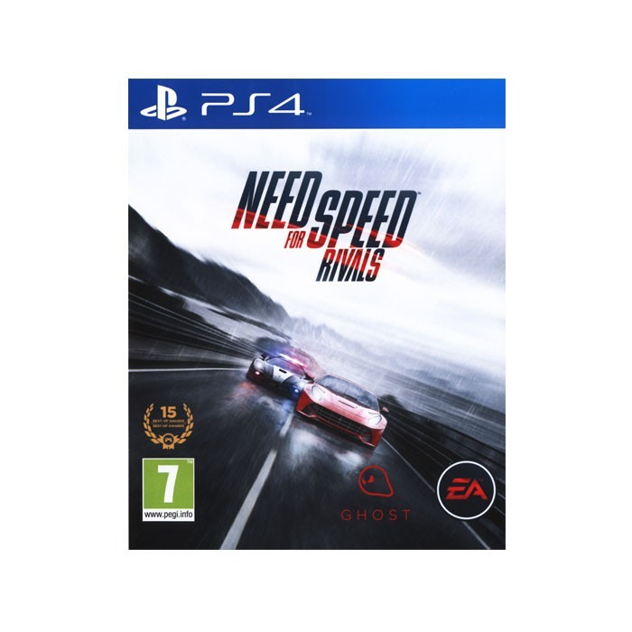 Taksitle PS4 Need For Speed Rivals PlayStation 4 Araba Yarışı Oyunu