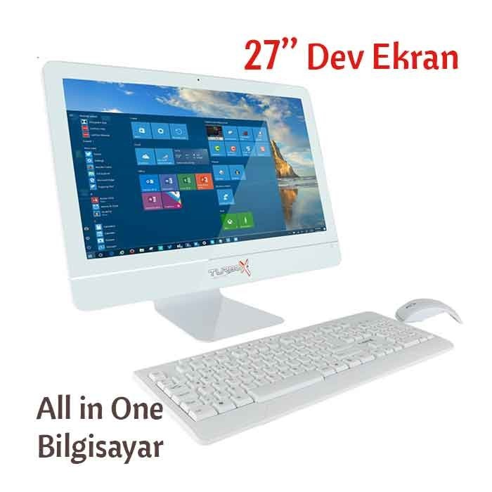 TurboX All in One Bilgisayar 27