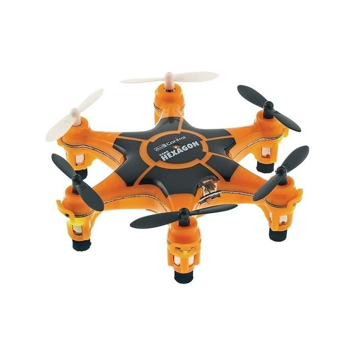 Revell Hexagon Turuncu Mini Drone Elden Senetle