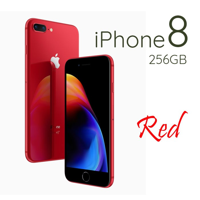 Elden Senetle Apple İPhone 8 RED 256 GB Cep Telefonu 18 Ay'a Varan Taksitle