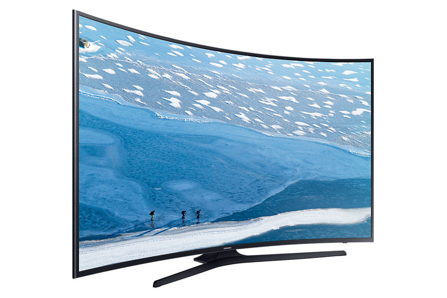 Elden Senetle Samsung 40 İnç KU 7350 Serisi 7 Smart Led Tv