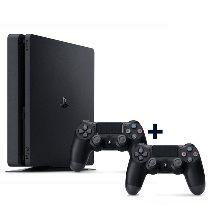 Sony Playstation 4 500 GB 2 Kol 2 Oyun